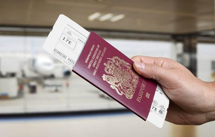 Заграничный паспорт при полете в Грузию