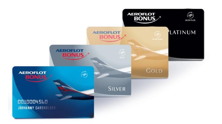 Программа лояльности компании Аэрофлот