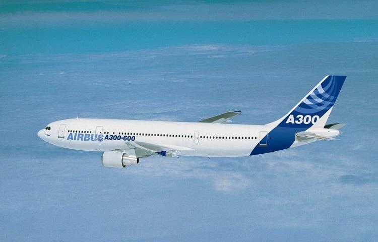 Авиалайнер Airbus А300