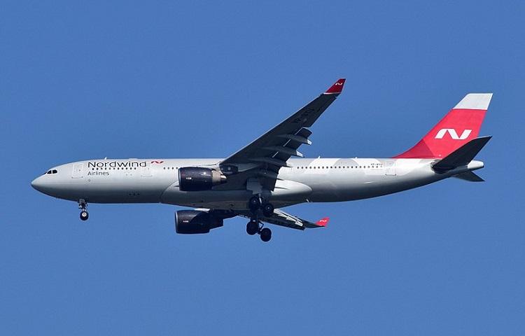 Аэробус А330 авиакомпании Nordwind Airlines