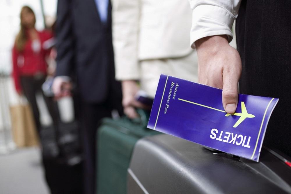 Перелет с испорченным паспортом