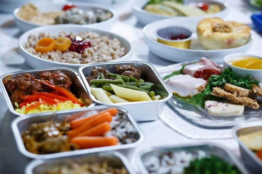 Кошерное питание на борту Аэрофлота