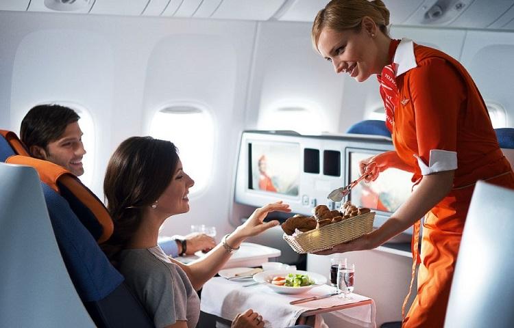 Питание в компании Аэрофлот
