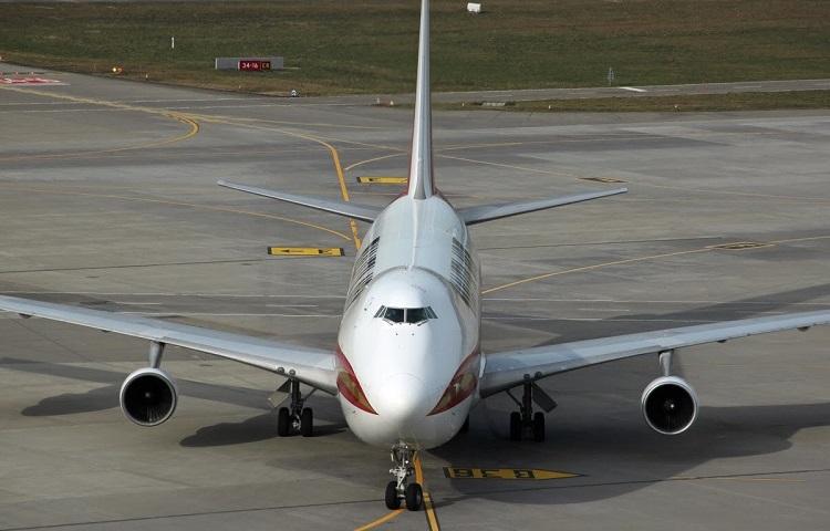 Авиалайнер Boeing 767-400
