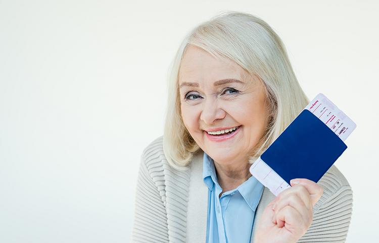 Билеты на самолет для пенсионеров