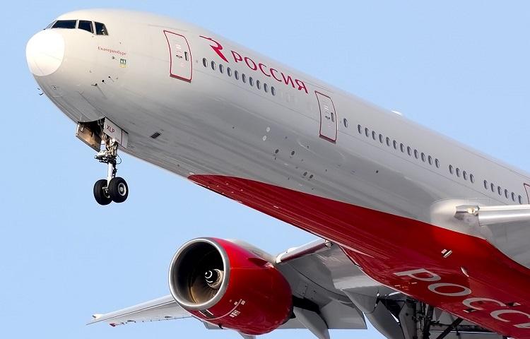 Boeing 777-300 авиакомпании Россия