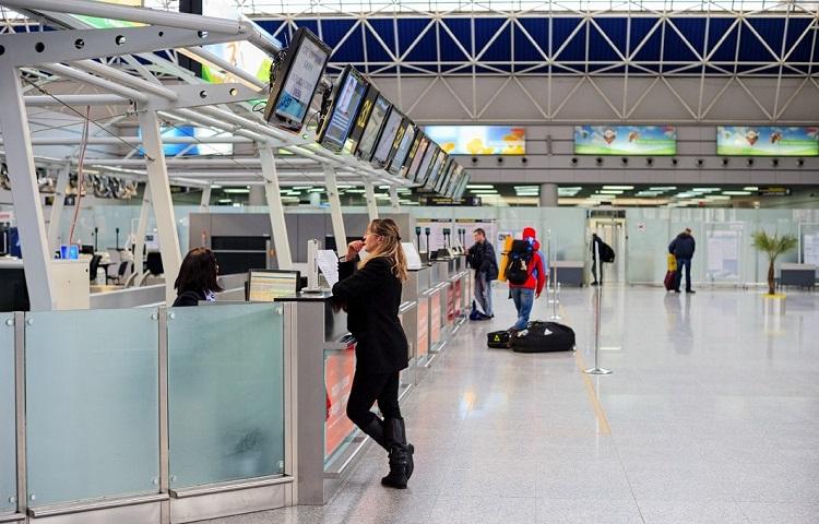 Регистрация на самолет Алроса в аэропорту