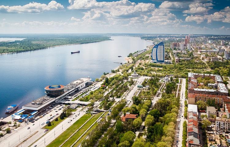 Авиаперелет из Москвы в Волгоград