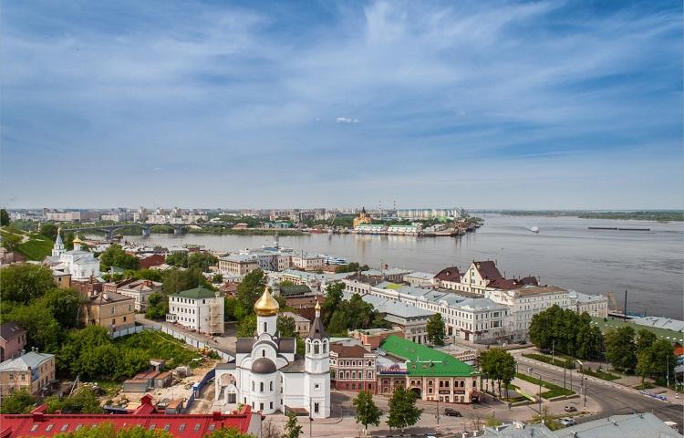 Авиаперелет из Москвы в Нижний Новгород