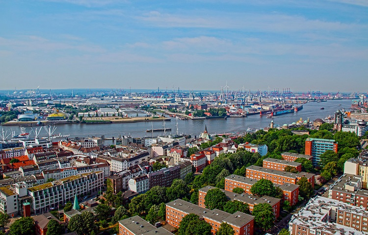 Авиабилеты на рейс по маршруту Москва - Гамбург