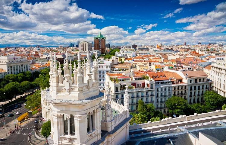 Билеты на самолет Москва – Мадрид: тарифы, авиакомпании, время полета