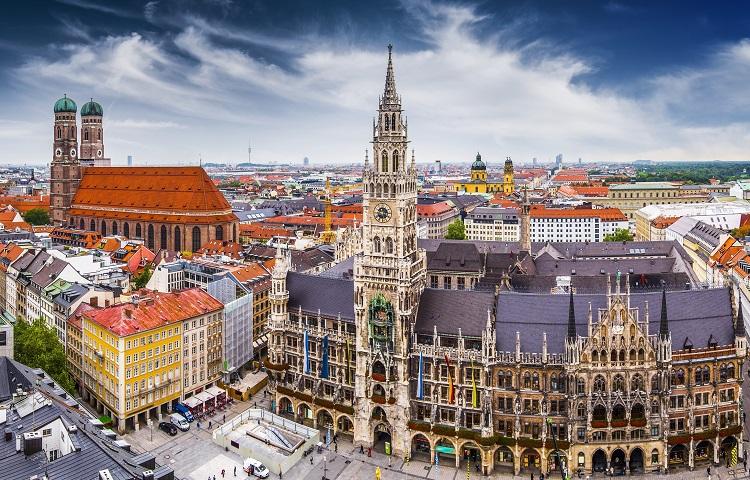 Билеты на самолет Москва – Мюнхен: тарифы, время в пути, авиаперевозчики