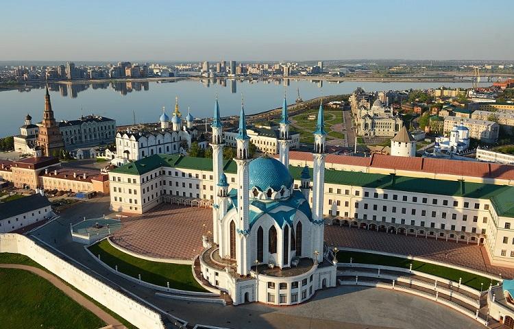Авиабилеты на рейс по маршруту Москва - Казань
