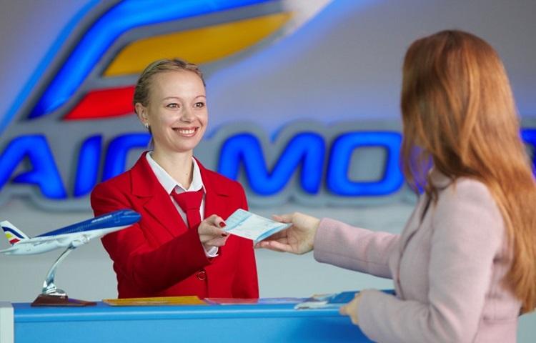 Регистрация на самолет Air Moldova