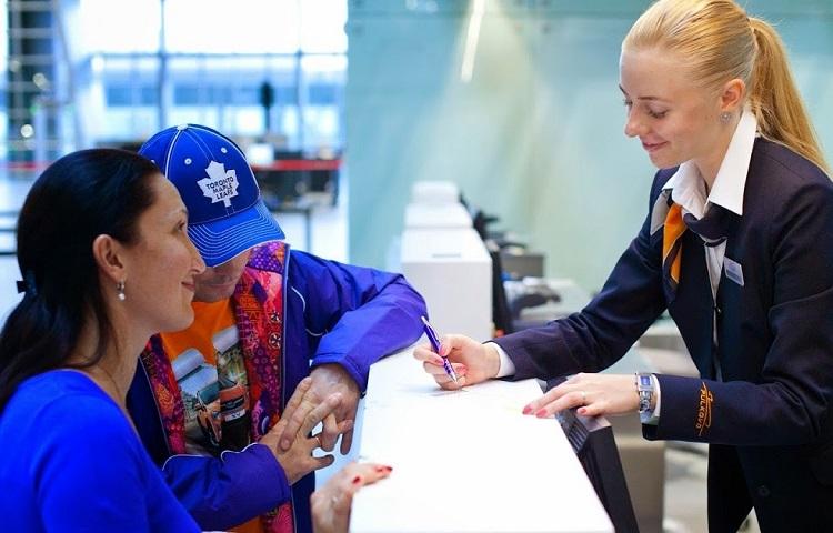 Как зарегистрироваться на самолет Ямал: в интернете и на территории аэропорта