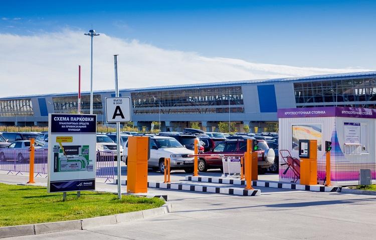 Стоянки в аэропорту Хабаровска