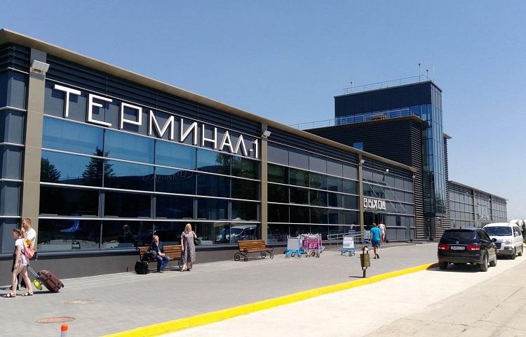 Проезд до аэропорта Витязево