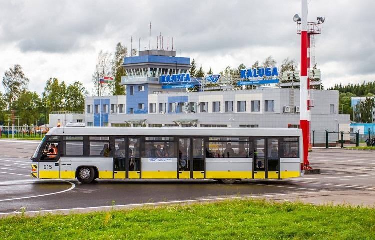 Доехать до аэропорта Калуги