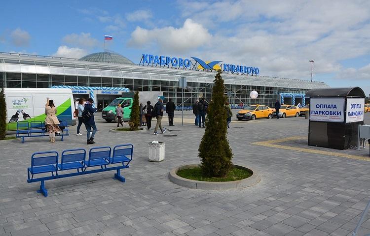 Стоянки в аэропорту Калининграда