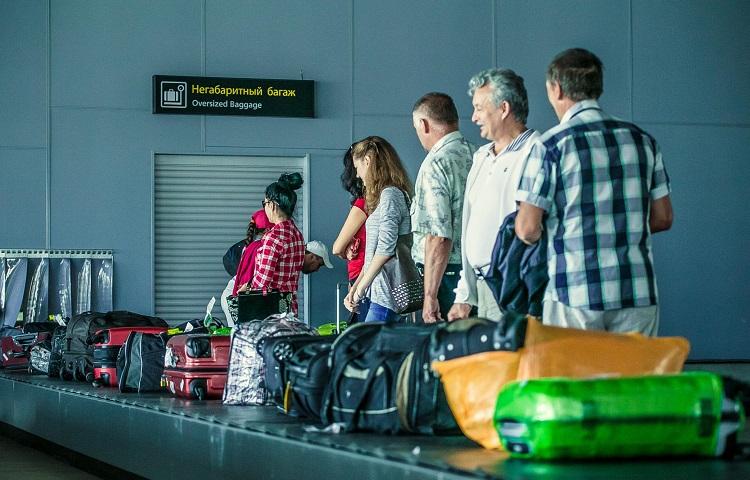Перевозка негабаритного багажа в лайнере Победы