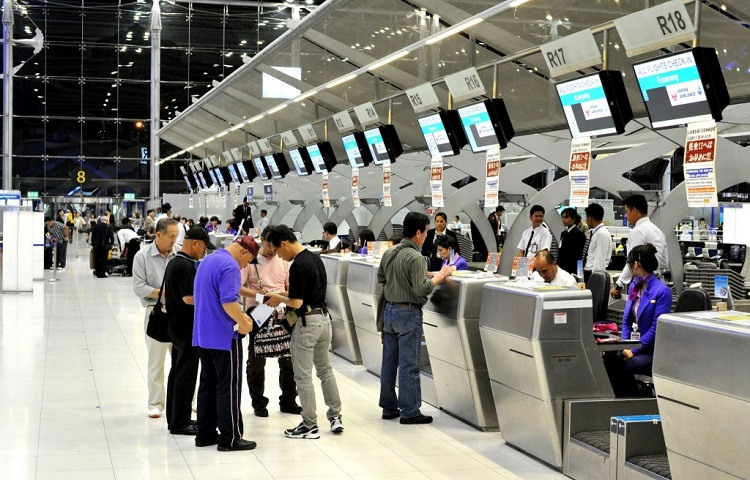 Регистрация на авиарейс перевозчика China Southern