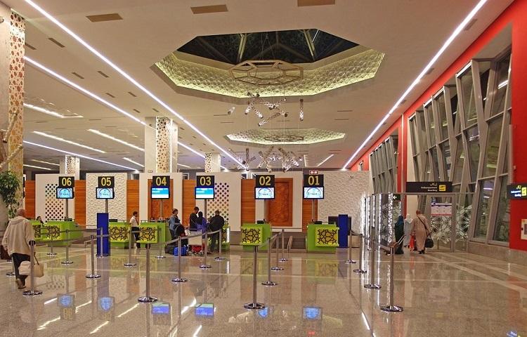 Прохождение регистрации на рейс компании Air Arabia