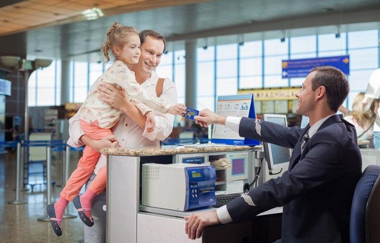 Регистрация на авиарейс перевозчика Чешские авиалинии