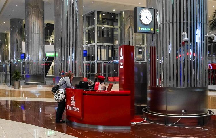 Как зарегистрироваться на самолет авиаперевозчика Emirates