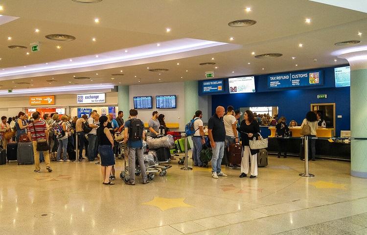 Прохождение регистрации на рейс компании Грузинские авиалинии