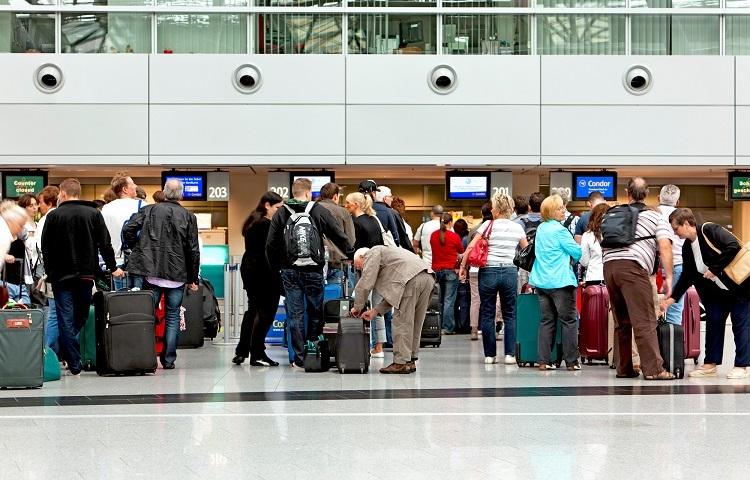 Прохождение регистрации на рейс компании РусЛайн