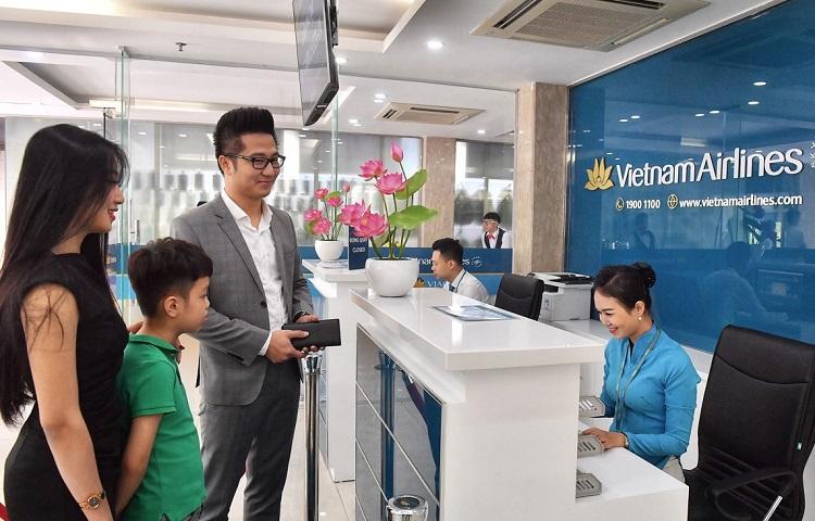 Регистрация на самолет Vietnam Airlines