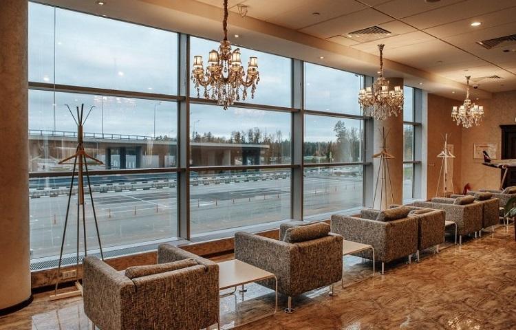 Бизнес зал в аэропорту Сочи
