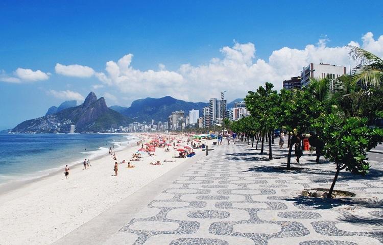 Посещение Бразилии без визы