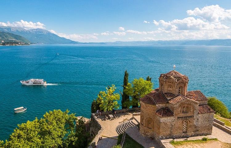 Безвизовое посещение Северной Македонии