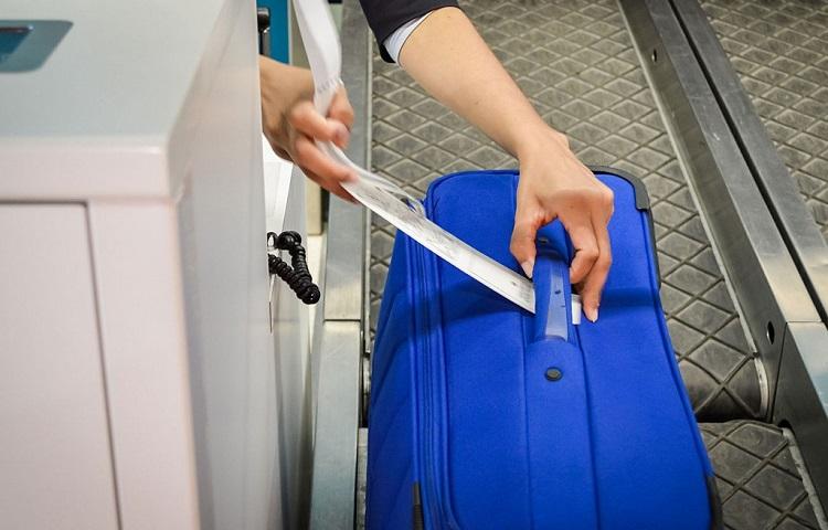 Сдача багажа в Домодедово