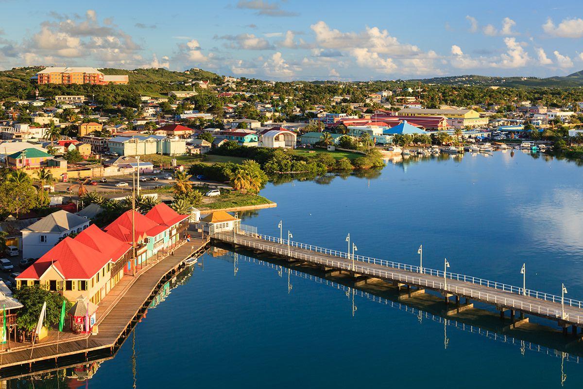 Антигуа и Барбуда без визы для россиян