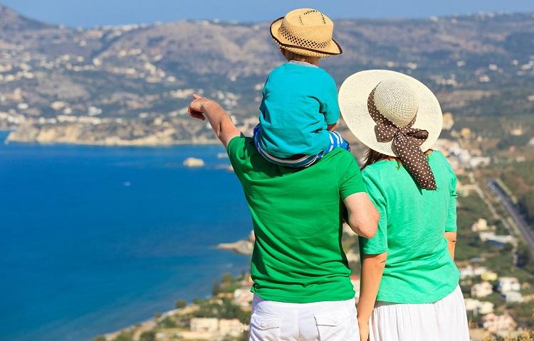 Отпуск в Греции с детьми