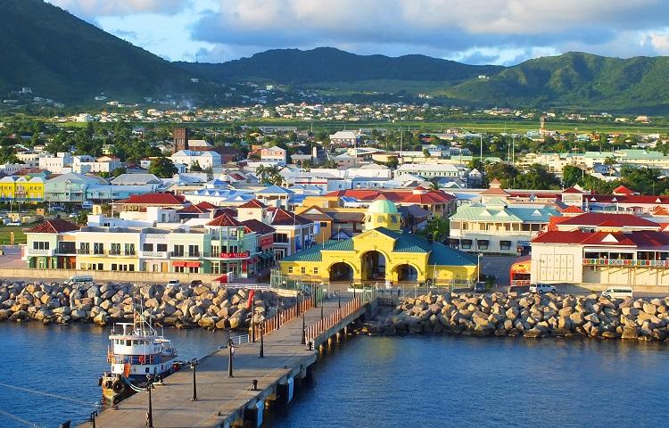 Безвизовый въезд в Сент-Китс и Невис