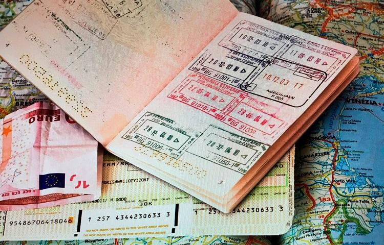 Шенгенская виза через Госуслуги