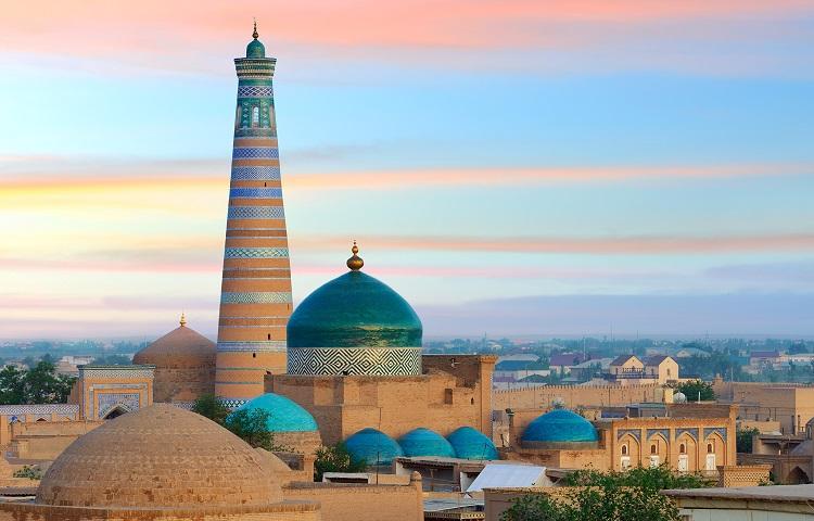 Узбекистан без визы для граждан РФ