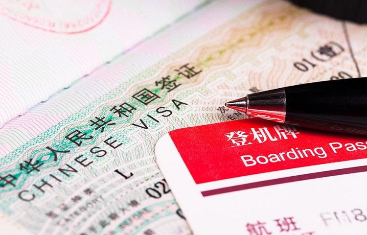 Виза через китайское консульство