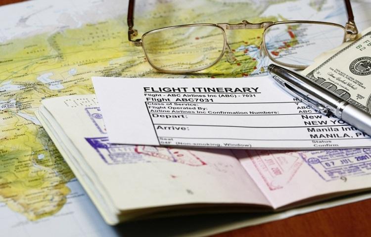 Подача документов в польское посольство