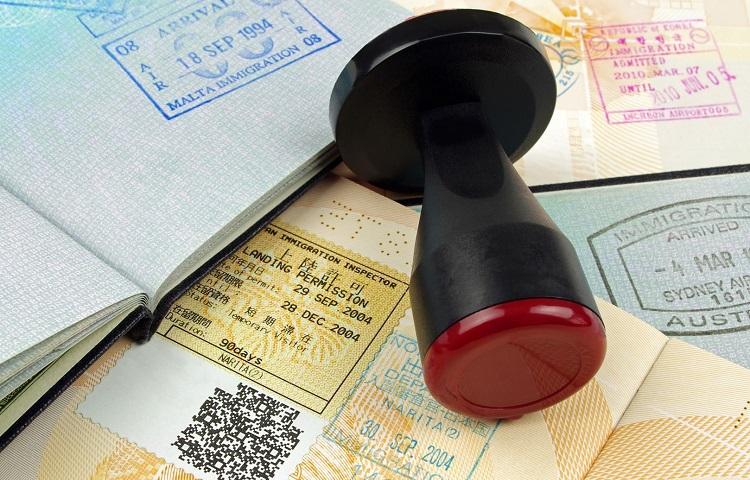 Виза в Японию через посольство