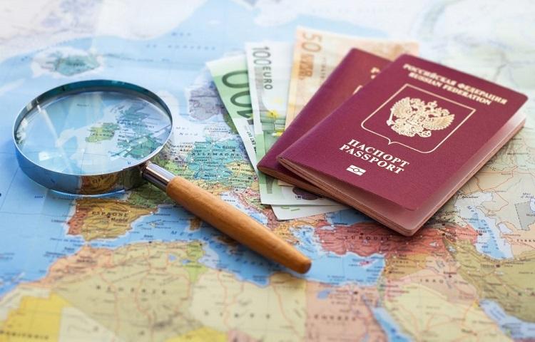 Виза во Францию через консульство