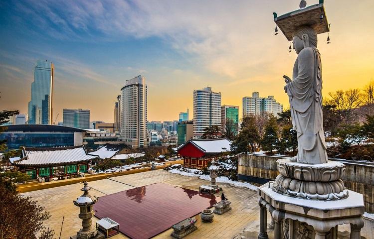 Безвизовый въезд в Южную Корею