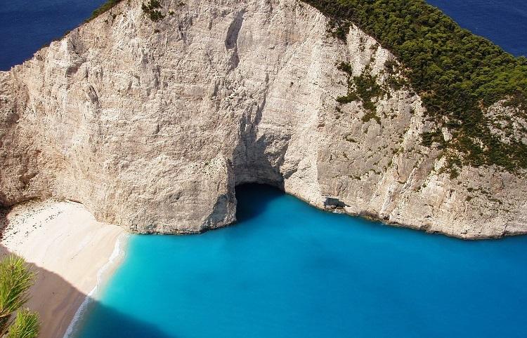 Отпуск на Закинфе в Греции