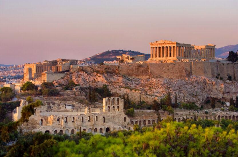 Отдых в Афинах: лучшие места, пляжи, развлечения, цены