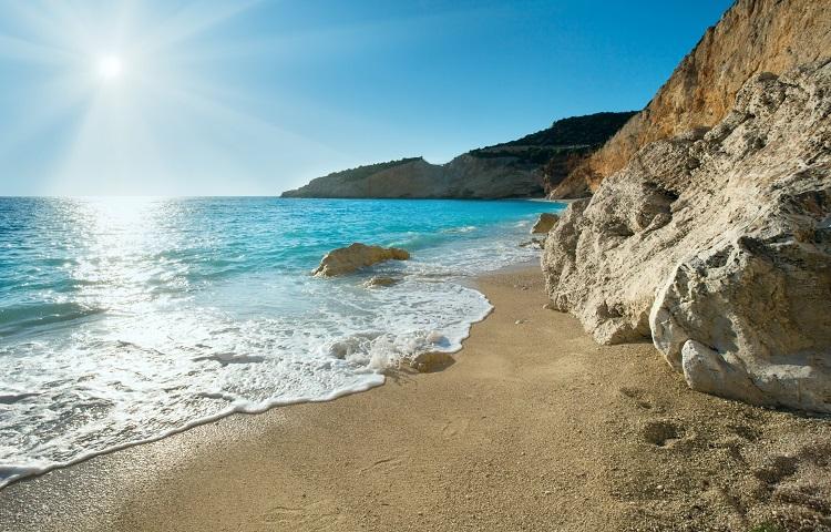 Моря и океаны в Греции