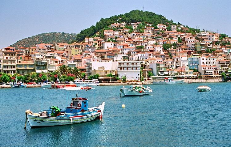 Бюджетный отдых в Греции