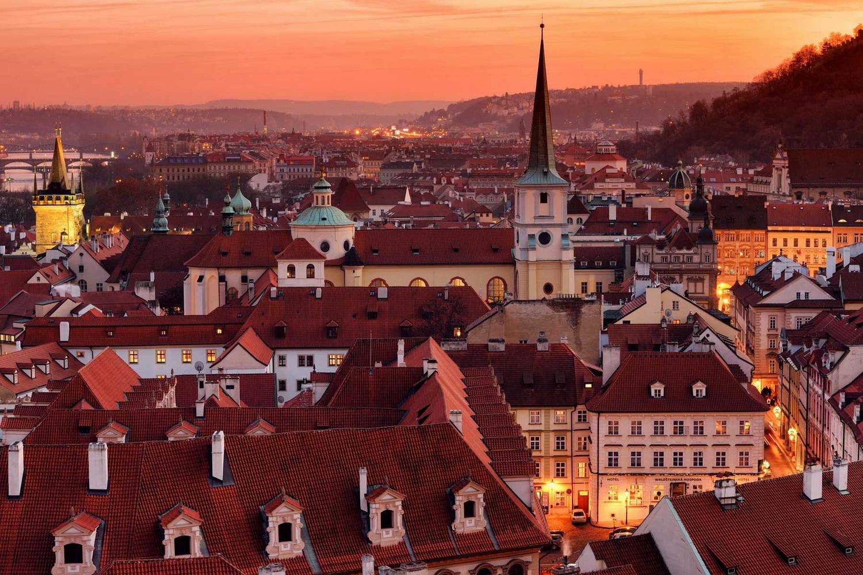 страховка для визы в Чехию